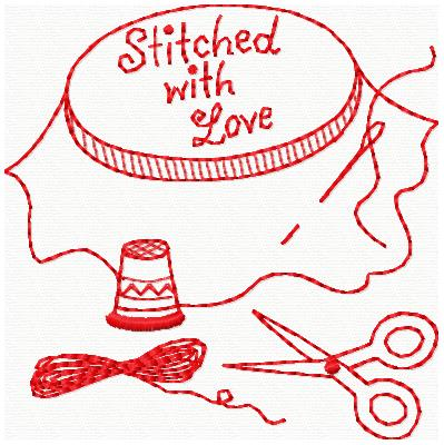 1000 Images About Embroidery Redwork Embroidery On
