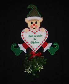 Mistletoe Elf